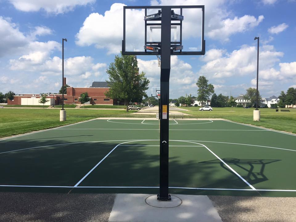 Westside Park Basketball Court